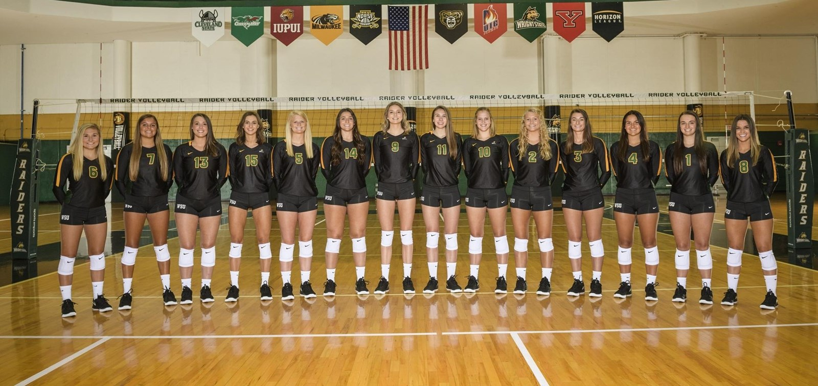 2018 Women S Volleyball Roster Wright State University Athletics