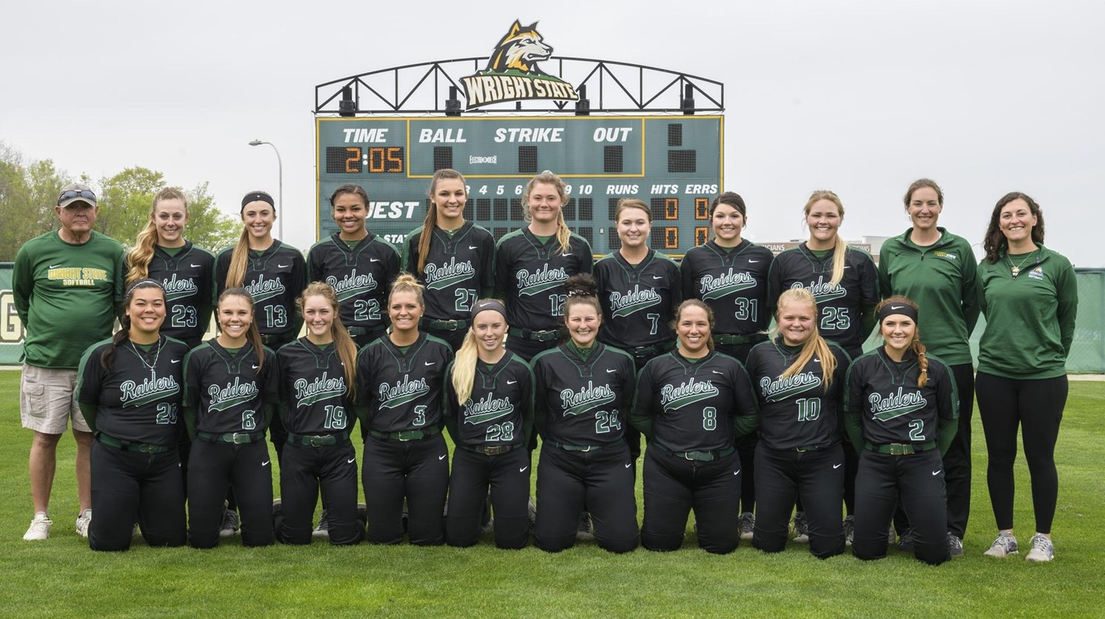 Wright State Graduation 2020.2019 Softball Roster Wright State University Athletics